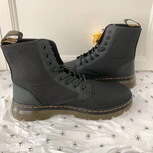 Dr Martens Combs Nylon Boots